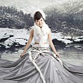 乌兰图雅最新专辑《套马杆》封面图片