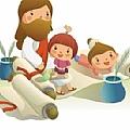 基督教歌曲专辑 基督教儿童诗歌大全
