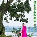 刘子琪最新专辑《绿水青山我的家》封面图片