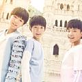 TFBOYS最新专辑《魔法城堡(单曲)》封面图片