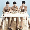 TFBOYS最新专辑《开学第一课》封面图片