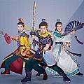 TFBOYS最新专辑《恋西游》封面图片