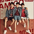 TFBOYS最新专辑《加油!AMIGO》封面图片