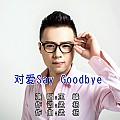 王峰最新专辑《对爱say goodbye》封面图片
