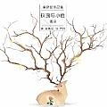 周深最新专辑《玫瑰与小鹿》封面图片
