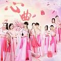 萌萌哒天团最新专辑《心曲》封面图片
