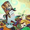 鹏泊最新专辑《春来鸟》封面图片