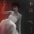 杨菲洋最新专辑《不说》封面图片