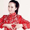 龙梅子最新专辑《我爱我中华(I LOVE YOU CHINA)》封面图片