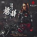 龙梅子最新专辑《榜样》封面图片