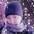 哈尔滨的第一场雪