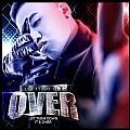 袁野最新专辑《OVER》封面图片