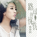 张冬玲最新专辑《路过的忧伤》封面图片