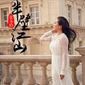 张冬玲最新专辑《半壁江山》封面图片