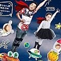 王祖蓝最新专辑《爱上幼儿园(王祖蓝版)》封面图片