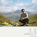 李健最新专辑《水流众生》封面图片