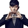 张杰最新专辑《时光十年》封面图片