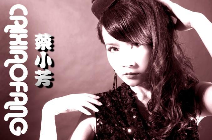 歌手 蔡小芳